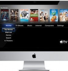 Next-Generation iMacs Offer Television Functionality?